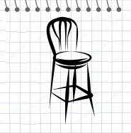 Барные кресла и стулья