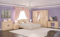 Спальня модульная ФЛОРИС