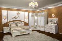 Спальня модульная ПОЛИНА НОВА