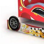 Колесо DR-k (МДФ) для кровати-машинки серия DRIVER