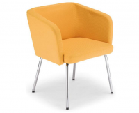 Кресло HELLO 4L chrome
