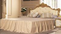 Кровать/1600 с каркасом Виктория