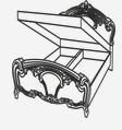 Кровать 1800 (подъемная) РЕДЖИНА ГОЛД