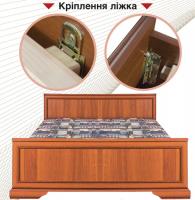 Кровать двуспальная ОЛЕСЯ