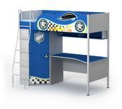 Кровать+стол+шкаф DR-16-2 серия DRIVER