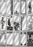 Рисунки ФЕНИКС зеркало пескоструй (пример 25)