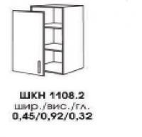 Секция верхняя НИКО 450 ШКН 1108.2