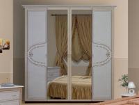 Шкаф 4Д (с зеркалом) МАРТИНА