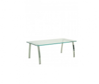Стол INCANTO TABLE DUO CHROME GL